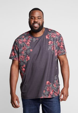 ROSE - T-shirts med print - grey