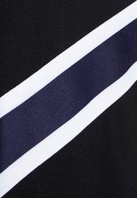 Burton Menswear London - TAPE DIAGO - Printtipaita - black - 5