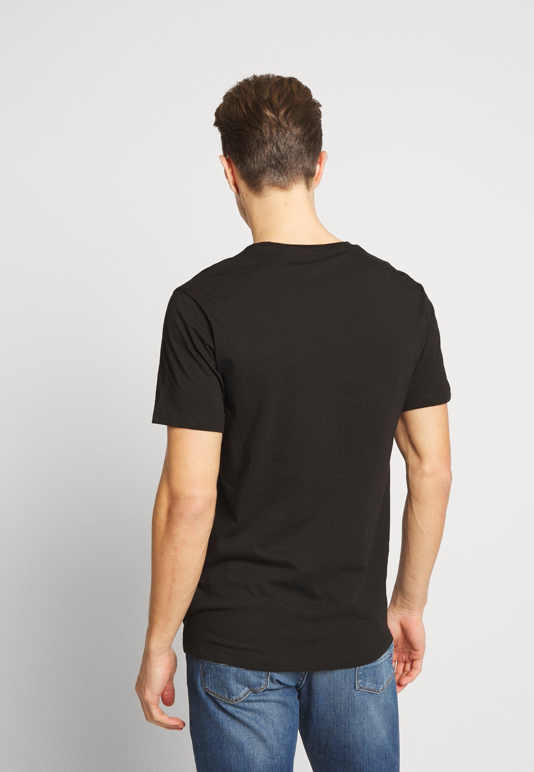 Burton Menswear London 5 PACK - T-shirt basic - white