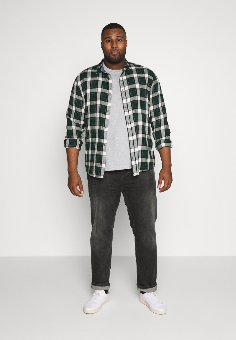 Burton Menswear London - 7 PACK - T-shirts - navy