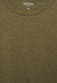 Burton Menswear London - 3 PACK - Jednoduché triko - khaki - 5