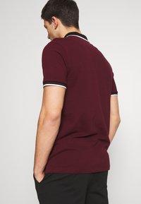 Burton Menswear London - 2 PACK  - Pikeepaita - white - 4