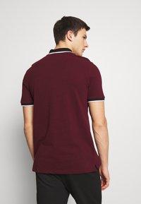 Burton Menswear London - 2 PACK  - Pikeepaita - white - 2