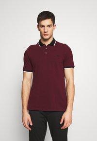 Burton Menswear London - 2 PACK  - Pikeepaita - white - 1