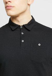 Burton Menswear London - BASIC 2 PACK - Koszulka polo - grey black - 6