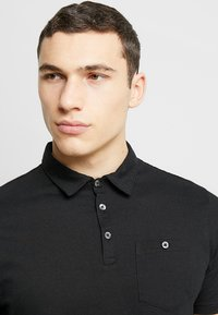 Burton Menswear London - BASIC 2 PACK - Koszulka polo - grey black - 5