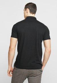 Burton Menswear London - BASIC 2 PACK - Koszulka polo - grey black - 3