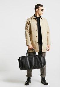 Burton Menswear London - BASIC 2 PACK - Koszulka polo - grey black - 1