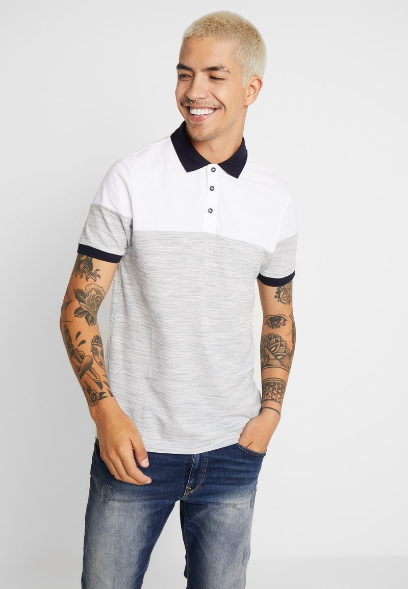 Burton Menswear London - INJECTION  - Poloshirt - navy