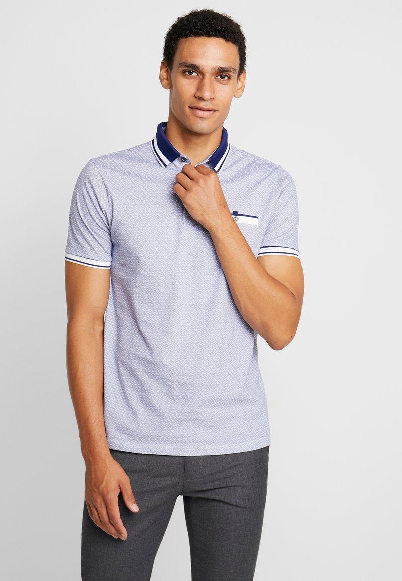 Burton Menswear London - Polotričko - blue