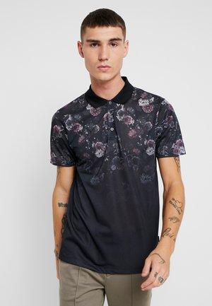FLO PLACE - Poloshirt - black