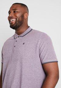 Burton Menswear London - BURG TONE  - Poloskjorter - burgundy - 4