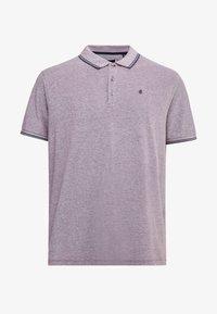 Burton Menswear London - BURG TONE  - Poloskjorter - burgundy - 3