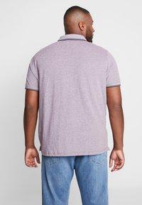 Burton Menswear London - BURG TONE  - Poloskjorter - burgundy - 2