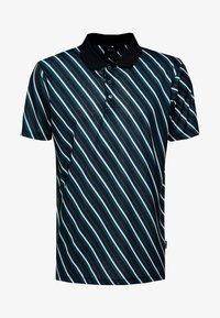 Burton Menswear London - DIAG - Polotričko - black - 3