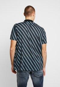 Burton Menswear London - DIAG - Polotričko - black - 2