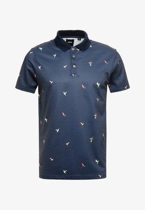 BIRD  - Poloshirt - navy