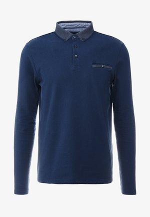 RICH - Polo shirt - blue