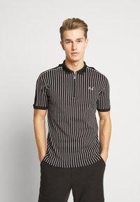 Burton Menswear London - Poloskjorter - black - 0