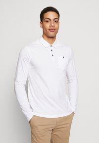 Burton Menswear London - 2 PACK - Poloskjorter - navy - 1