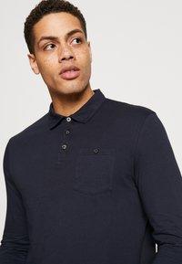 Burton Menswear London - 2 PACK - Poloskjorter - navy - 4