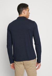 Burton Menswear London - 2 PACK - Poloskjorter - navy - 2