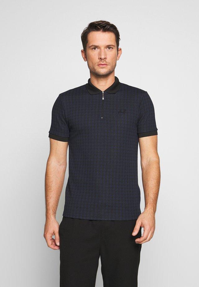 DOGTOOTH  - Polo shirt - navy