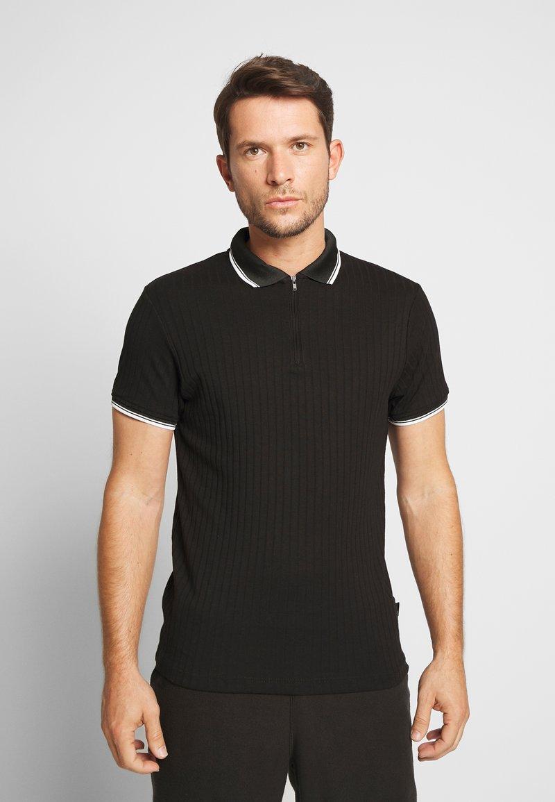 Burton Menswear London - Polo - navy