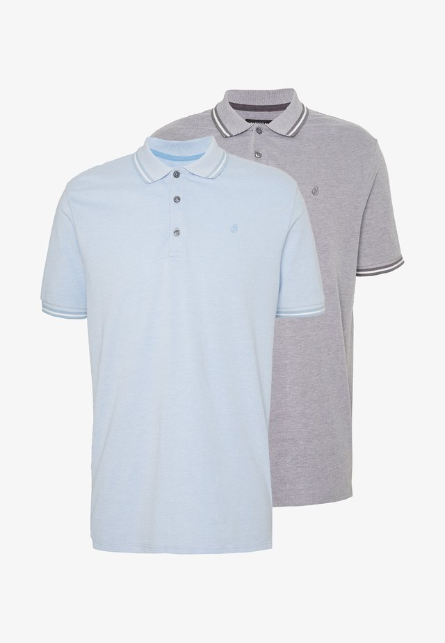 2 PACK - Polo - grey