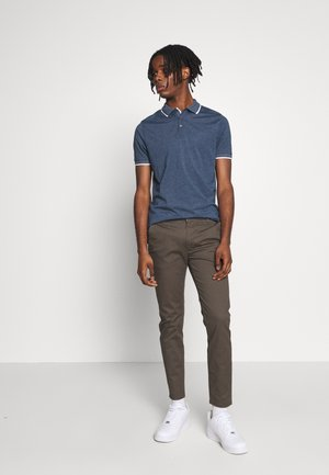 2 Pack TIPPED  - Polo - blue