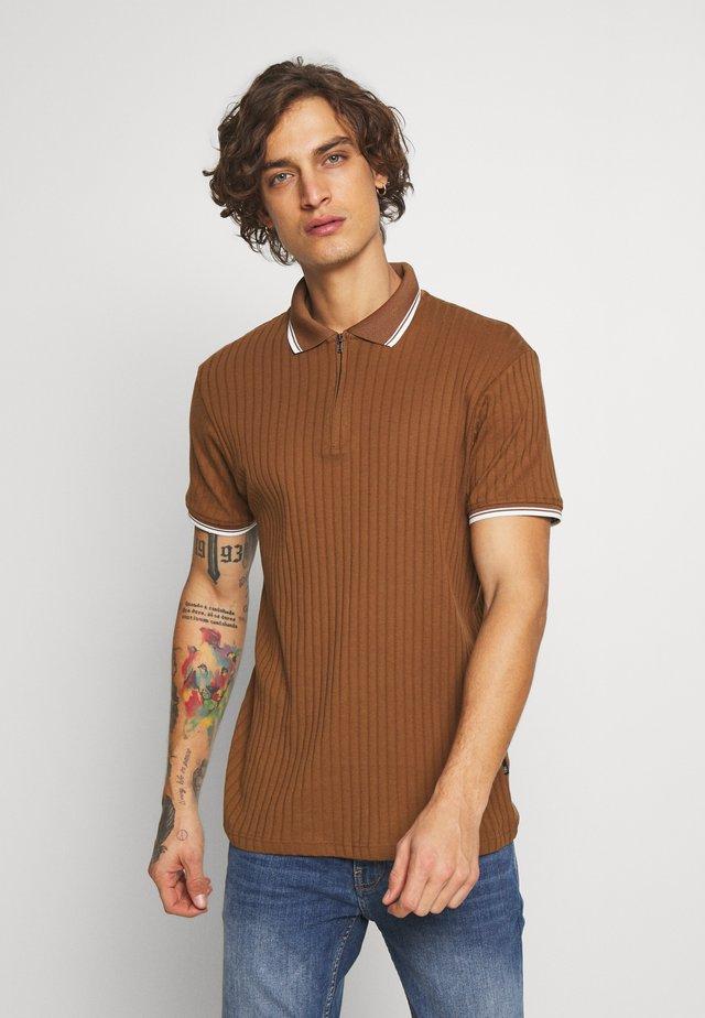 TIP TOFFEE - Poloshirt - brown