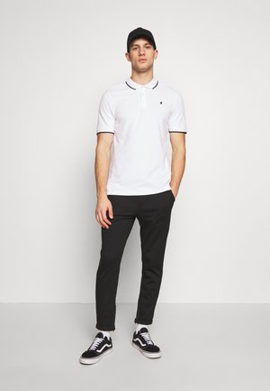 TIPPED 2 PACK  - Polo shirt - white