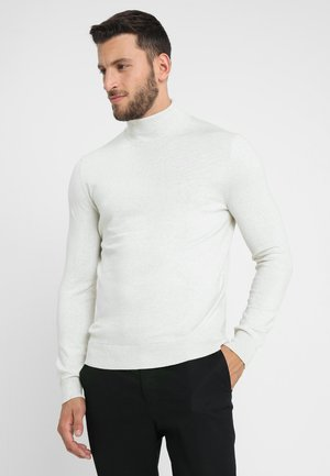 ROLL NECK  - Pullover - neutral