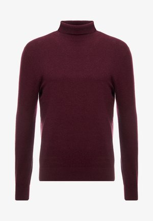 CORE ROLL - Pullover - burgundy