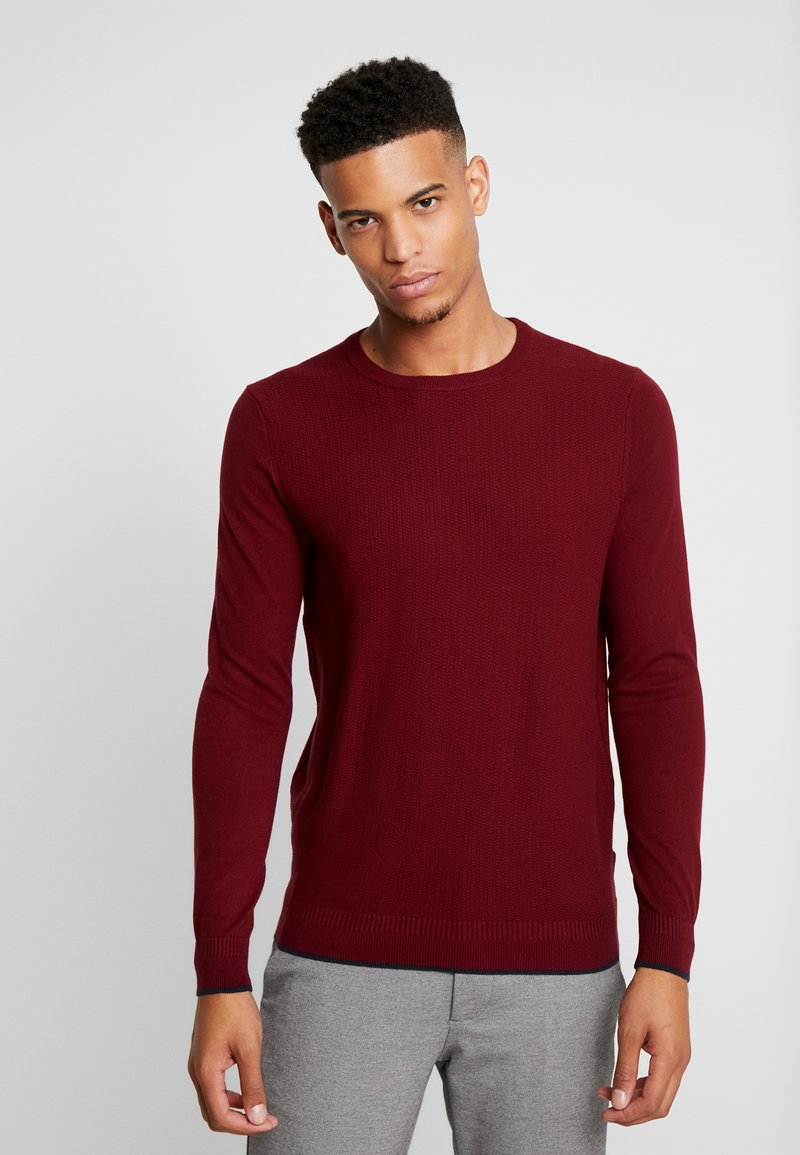 Burton Menswear London - Maglione - red
