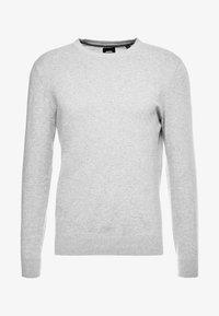 Burton Menswear London - CORE CREW  - Jersey de punto - grey - 4
