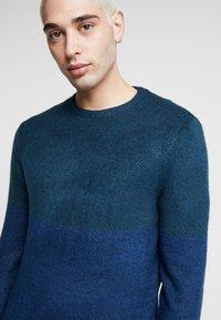 Burton Menswear London - CLEAVELAND - Svetr - multi-coloured - 4