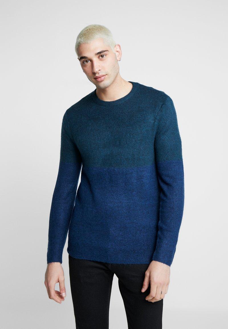 Burton Menswear London - CLEAVELAND - Svetr - multi-coloured