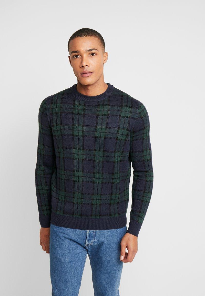Burton Menswear London - NOAH  - Sweter - navy