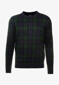 Burton Menswear London - NOAH  - Sweter - navy - 3