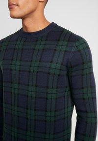 Burton Menswear London - NOAH  - Sweter - navy - 4