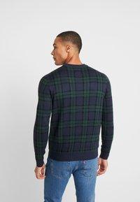 Burton Menswear London - NOAH  - Sweter - navy - 2