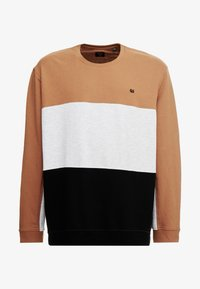 Burton Menswear London - C&S B&T - Sweatshirt - brown - 3