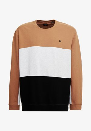 C&S B&T - Sweatshirts - brown