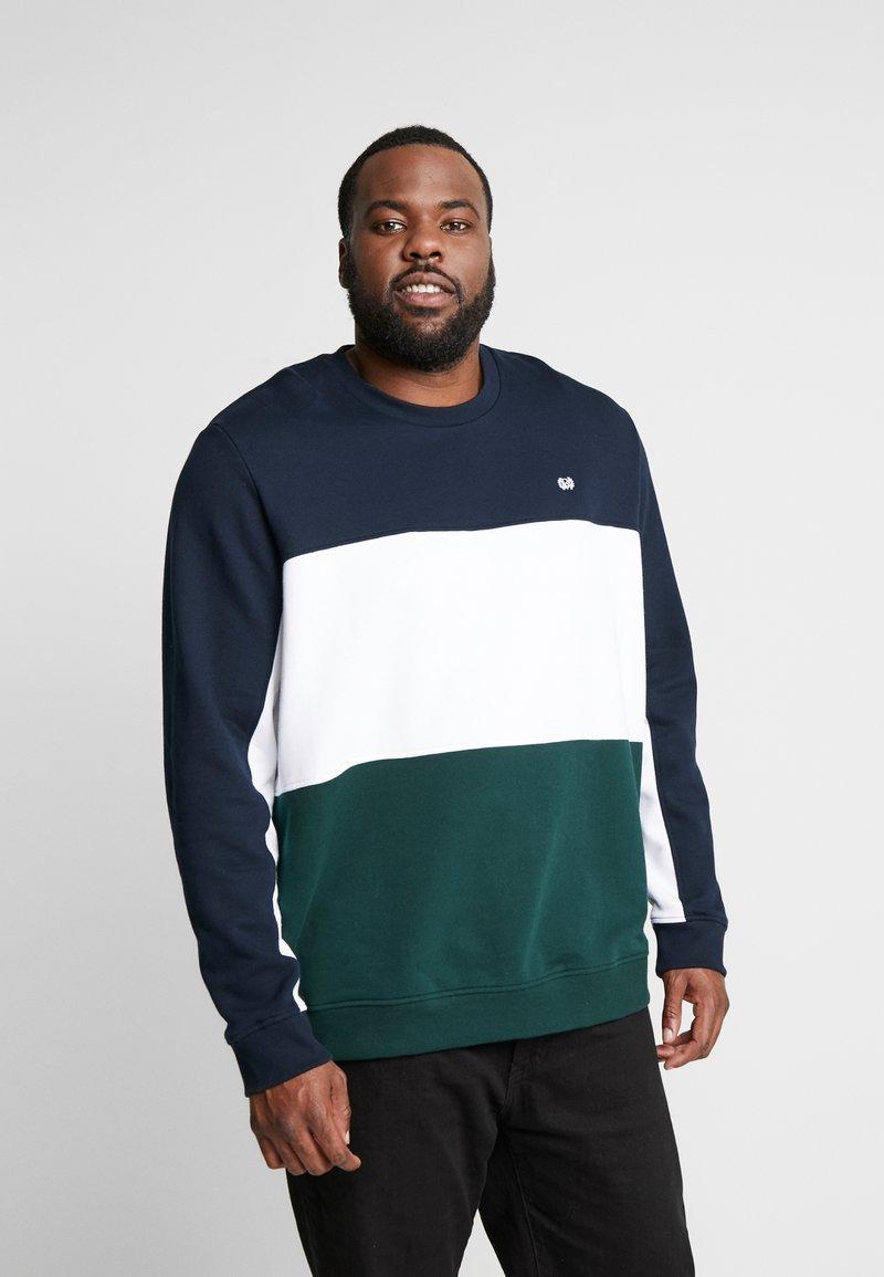 Burton Menswear London - SCARAB - Sweatshirt - green