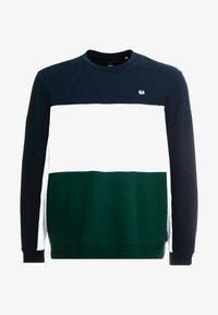 Burton Menswear London - SCARAB - Sweatshirt - green - 3