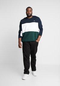 Burton Menswear London - SCARAB - Sweatshirt - green - 1