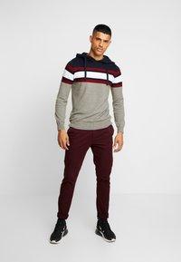 Burton Menswear London - COLBROOK CHOODY - Huppari - grey - 1