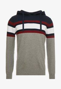 Burton Menswear London - COLBROOK CHOODY - Huppari - grey - 3