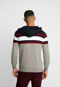 Burton Menswear London - COLBROOK CHOODY - Huppari - grey - 2